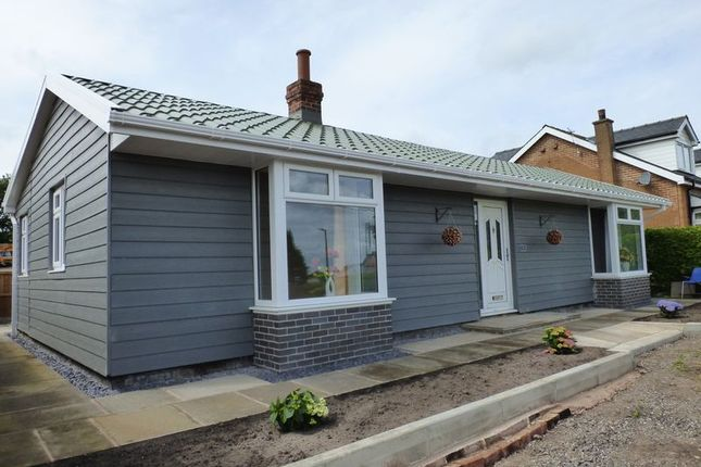 Thumbnail Detached bungalow to rent in Church Lane, Wrightington