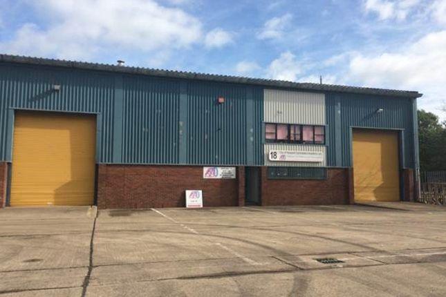 Thumbnail Industrial to let in Queensway Meadown Industrial Estate, Newport