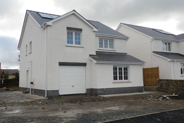 Thumbnail Detached house for sale in Heol Y Cwm, Cross Inn, New Quay