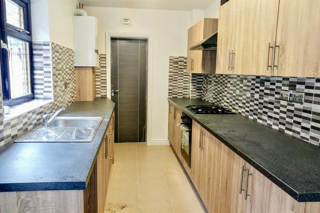 Thumbnail Terraced house to rent in Milton Street, Walsall