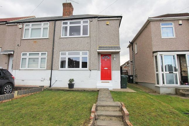 Thumbnail End terrace house for sale in Swaisland Road, Dartford, Kent