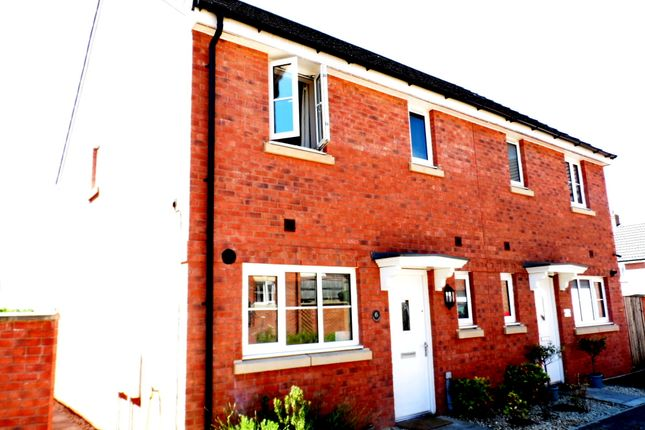 Thumbnail Semi-detached house to rent in Maes Meillon, Coity