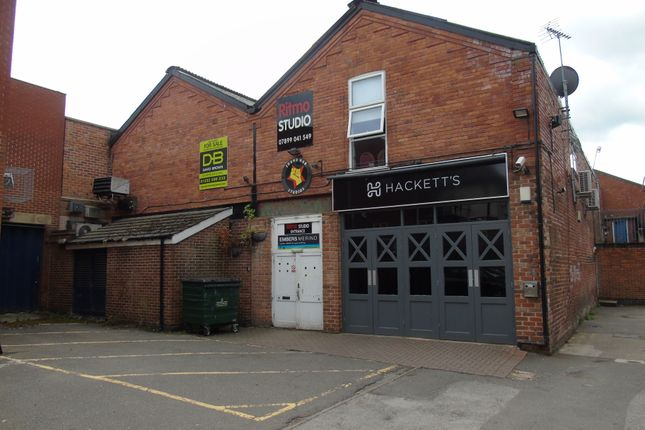 Thumbnail Retail premises for sale in 8 King Street, Belper
