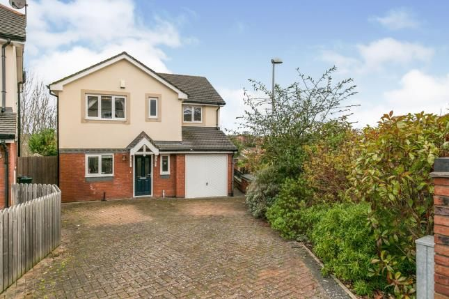 Thumbnail Detached house for sale in Cysgod Y Castell, Llandudno Junction, Conwy, North Wales