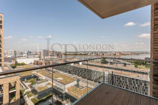 Thumbnail Flat to rent in Duncombe House, Victory Parade, Royal Arsenal, Riverside