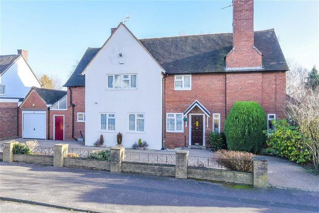 Thumbnail Detached house for sale in Selwyn Road, Edgbaston, Birmingham