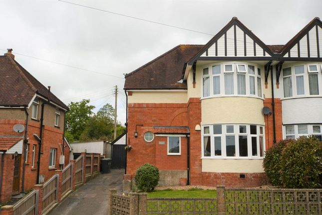 Thumbnail Semi-detached house to rent in 3 Bedroom Semi-Detached House On Lauderdale, Victoria Road, Barnstaple