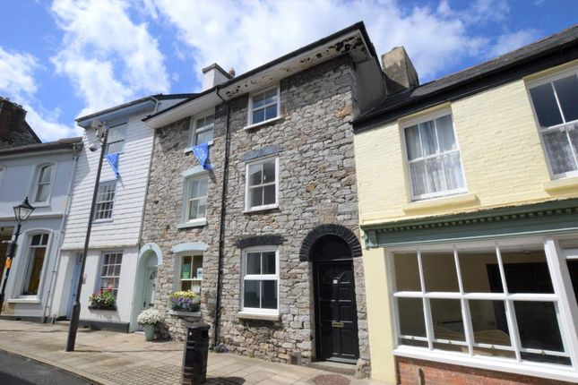 Thumbnail Terraced house to rent in Fore Street, Buckfastleigh, Devon