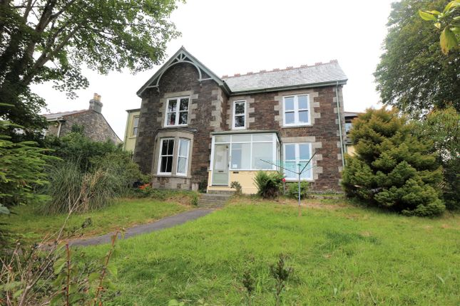 Thumbnail Link-detached house for sale in Clinton Road, Redruth