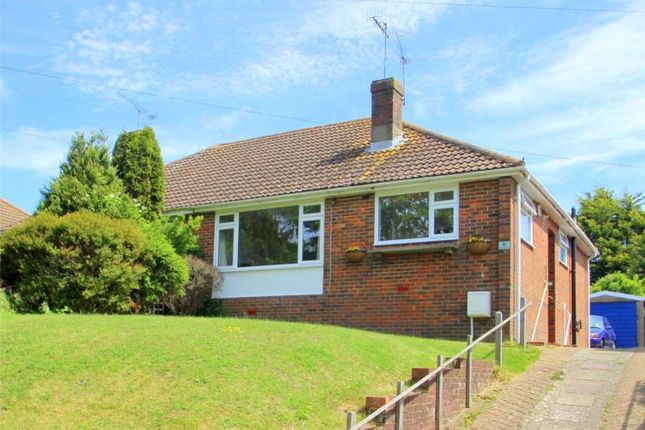 2 bed semi-detached bungalow for sale in Steepdown Road, Sompting, West Sussex