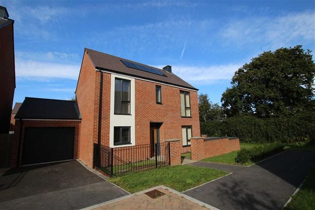 Thumbnail Detached house for sale in Hannah Drive, Locking, Weston-Super-Mare