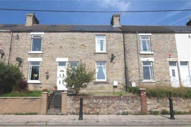 Thumbnail Terraced house to rent in South View, Ushaw Moor, Durham