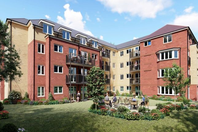 Thumbnail Flat for sale in Beck Lodge Botley Road, Park Gate, Southampton
