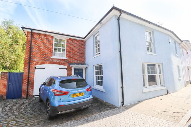 Thumbnail End terrace house to rent in Castle Street, Portchester, Fareham