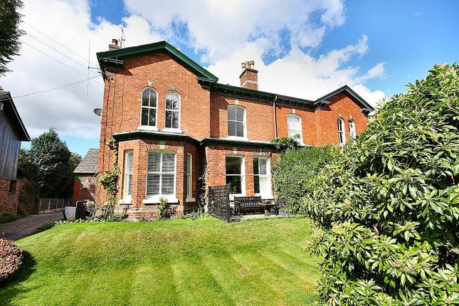 Thumbnail Flat for sale in Knutsford Road, Wilmslow