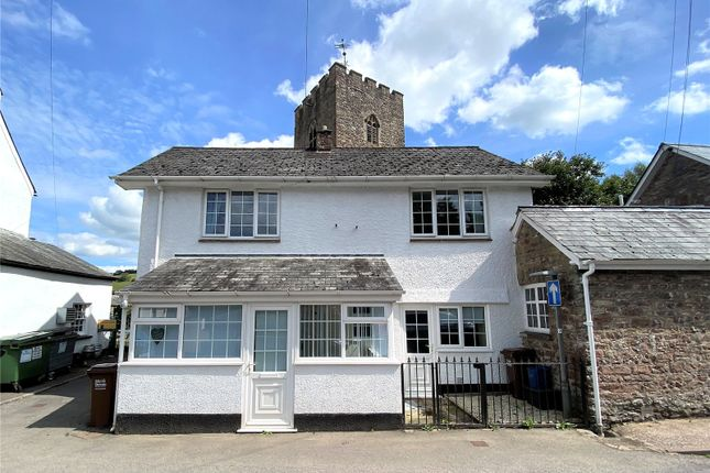 Thumbnail Semi-detached house to rent in Station Road, Bampton, Devon