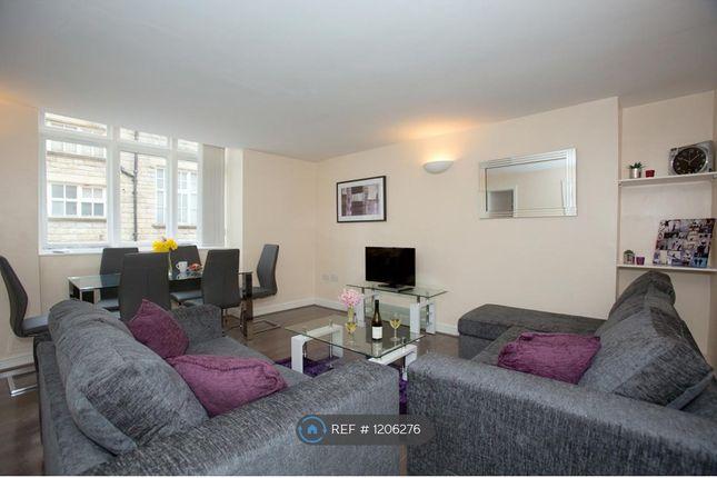 Thumbnail Flat to rent in Beulah Street, Harrogate