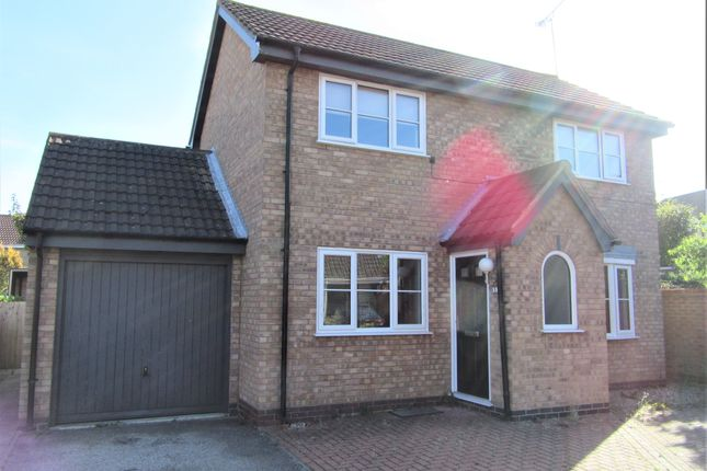 Thumbnail Detached house to rent in Bloomfield Way, Carlton Colville, Lowestoft