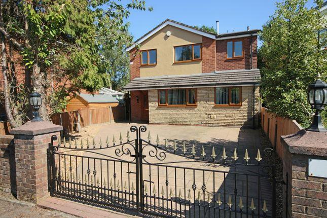 Thumbnail Detached house for sale in Coote Lane, Lostock Hall, Preston