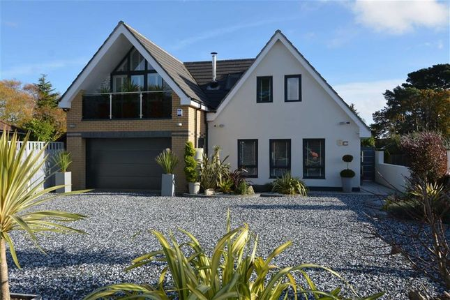 Thumbnail Detached house for sale in Highfield Road, Corfe Mullen, Wimborne
