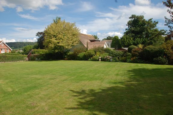 Communal Garden of Seafield Road, Sidmouth EX10
