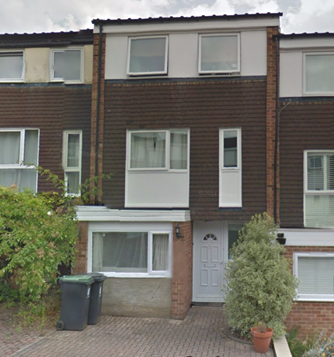 Thumbnail Terraced house to rent in Church Close, Loughton