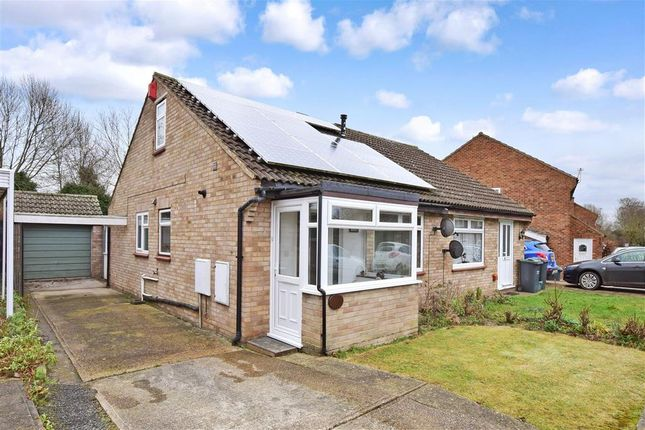Thumbnail Bungalow for sale in Townsend Road, Snodland, Kent
