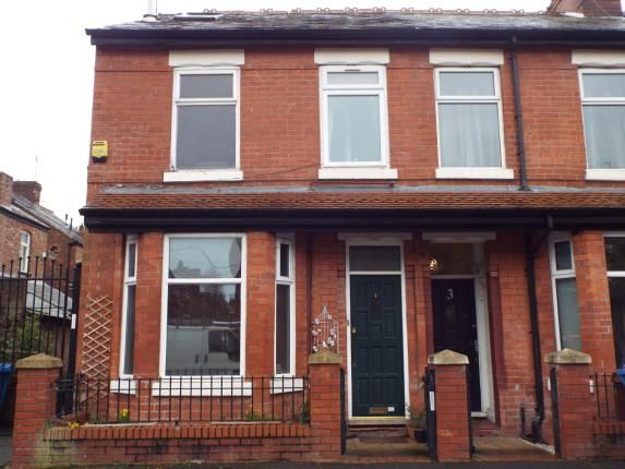 Thumbnail Flat for sale in Marlborough Avenue, Manchester, Greater Manchester