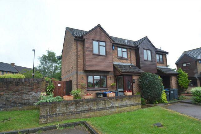 Semi-detached house for sale in Fennel Close, Shirley Oaks Village, Croydon, Surrey