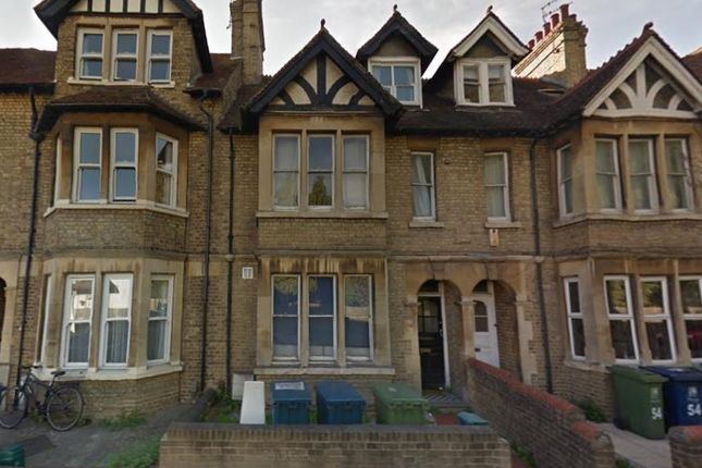 Thumbnail Terraced house to rent in Abingdon Road, Hmo Ready 7 Sharers