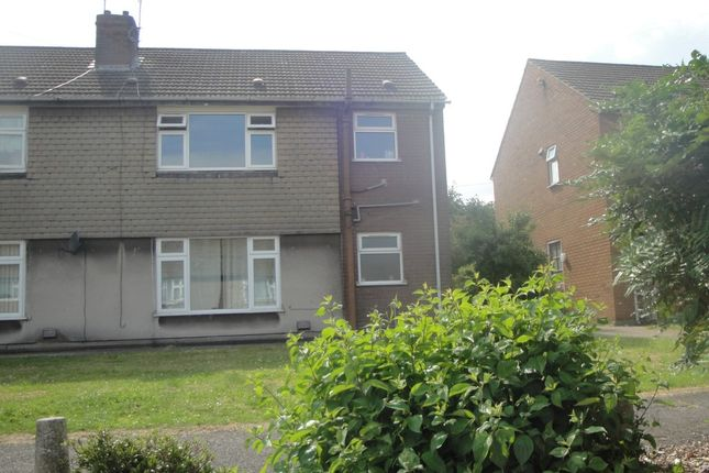 Thumbnail Maisonette to rent in Alder Close, Shirebrook, Mansfield