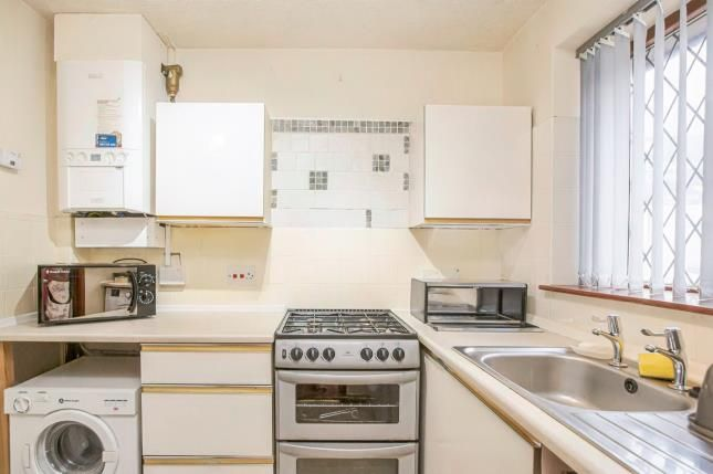 Kitchen of Brockenhurst Street, Burnley, Lancashire BB10