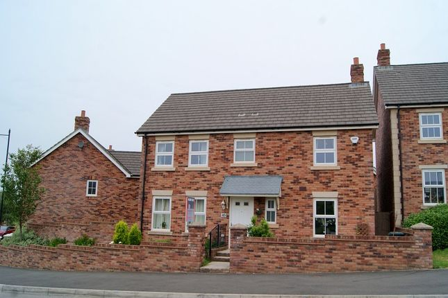 Thumbnail Detached house to rent in Heol Stradling, Coity, Bridgend.