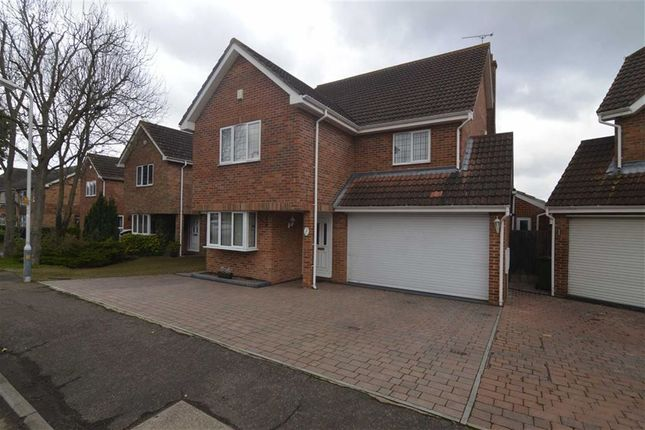 Thumbnail Detached house for sale in Alexander Road, Langdon Hills, Essex