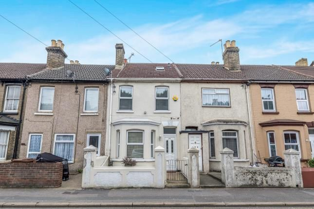 Thumbnail Terraced house for sale in Luton Road, Chatham, Kent