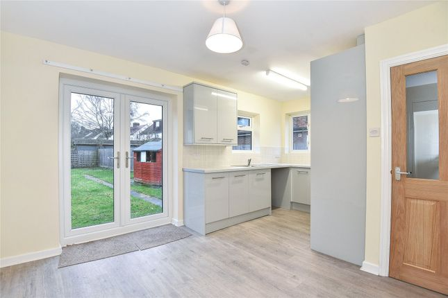 Thumbnail Semi-detached house to rent in Queen Mary Avenue, Camberley, Surrey