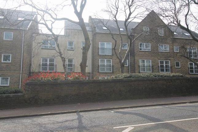 Thumbnail Flat for sale in Regent Court, Savile Park, Halifax