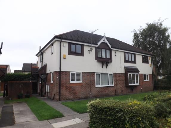 Front of Tower Grove, Leigh, Greater Manchester WN7