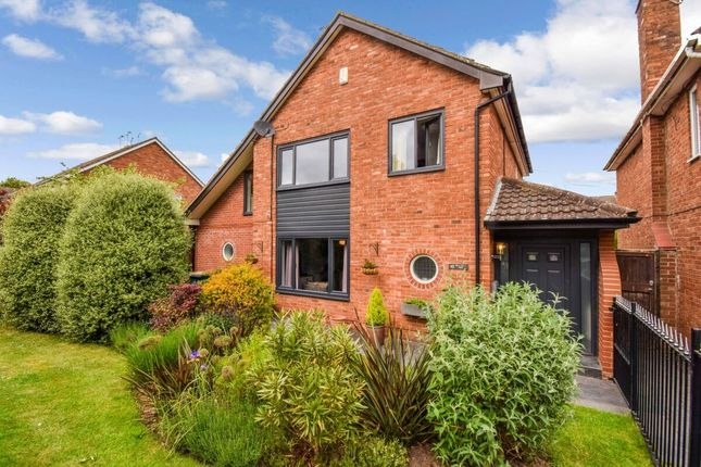 Thumbnail Detached house for sale in Deerdale Way, Binley, Coventry