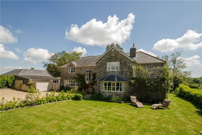 Thumbnail Detached house for sale in Coal Pit Lane, Stoke St. Michael, Near Oakhill, Somerset