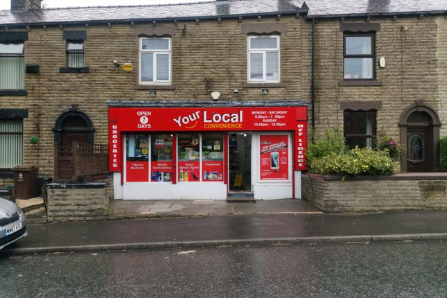 Thumbnail Retail premises for sale in Rohdeshill, Oldham
