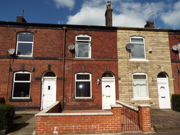 Thumbnail Terraced house for sale in Chesham Road, Chesham, Bury, Greater Manchester