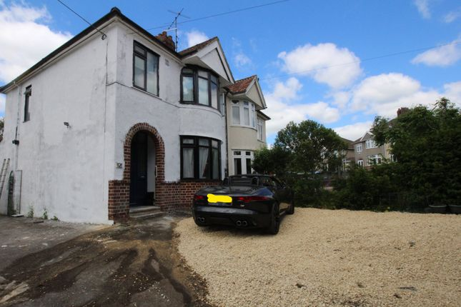 Thumbnail Property to rent in Langley Road, Chippenham