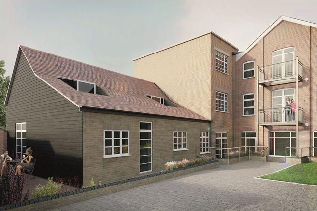 Thumbnail Flat for sale in Litten Tree House, High Street, Braintree