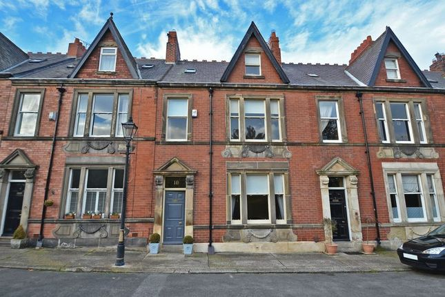 Thumbnail Terraced house for sale in Camp Terrace, North Shields