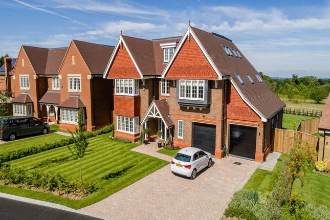 Thumbnail Detached house for sale in Priest Hill Close, Ewell, Epsom