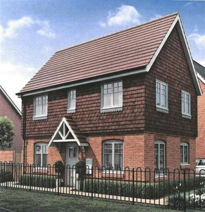 Thumbnail Detached house to rent in Heddle Road, Andover