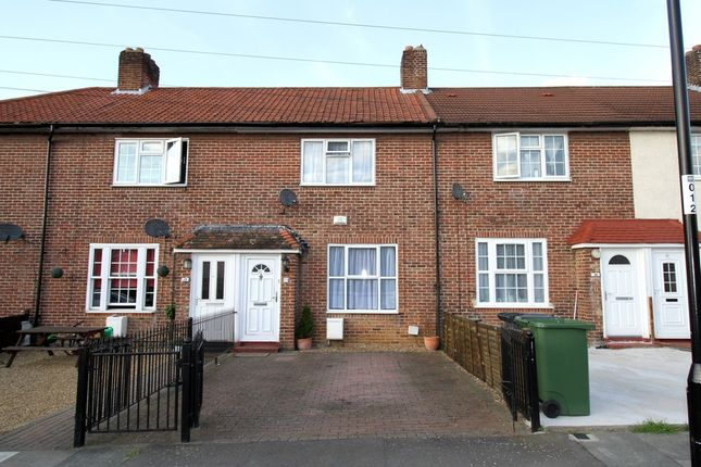 Thumbnail Terraced house for sale in Keedonwood Road, Downham, Bromley