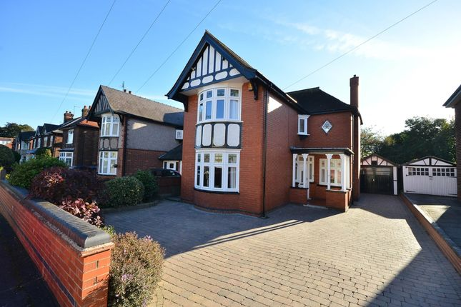 Thumbnail Detached house for sale in Wilmot Street, Heanor