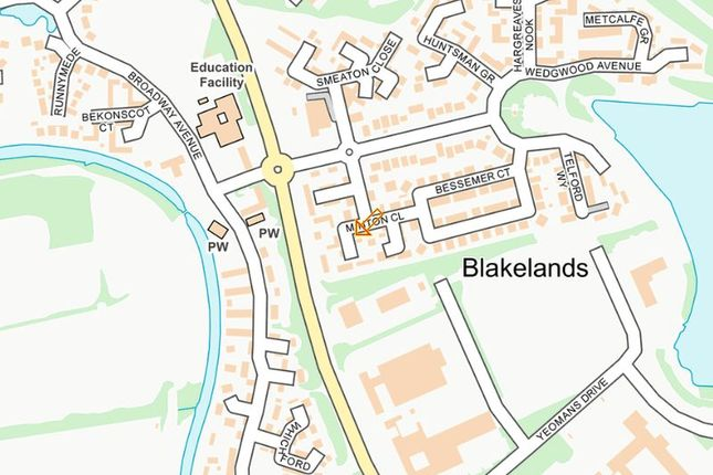 Photo 7 of Minton Close, Blakelands, Milton Keynes MK14